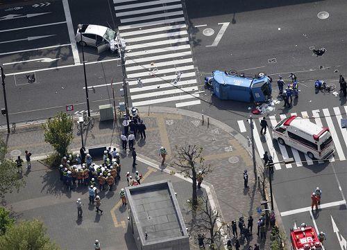事故 交通 東京 都